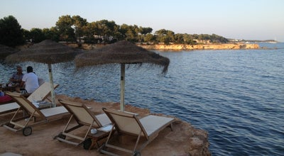 Photo of Beach Bar Babylon at Babylon Beach, Santa Eulària des Riu 07840, Spain