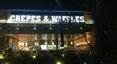 Photo of Creperie Crepes & Waffles at Durango 205, Cuauhtémoc, DF 06700, Mexico