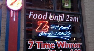 Photo of Bar Z's Bar & Restaurant at 168 Louis Campau Promenade Nw, Grand Rapids, MI 49503, United States