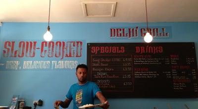 Photo of Indian Restaurant Delhi Grill at No. 21 Chapel Market, London N1 9EZ, United Kingdom