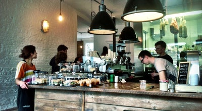 Photo of Coffee Shop The Coffeeworks Project at 96-98 Islington High St, Islington N1 8EG, United Kingdom