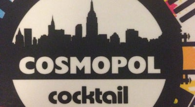 Photo of Cocktail Bar Космополь at Ул. Гагарина, 4, Vladimir, Russia