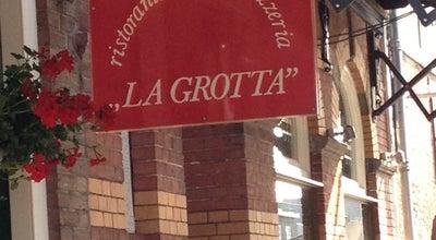 Photo of Italian Restaurant La Grotta at Oosterhout, Netherlands