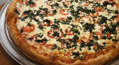 Photo of Pizza Place Mama's Pizza at 5950 N Point Pkwy, Alpharetta, GA 30022, United States