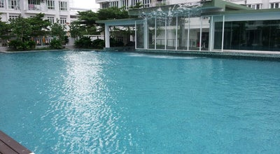 Photo of Pool The Summer Place Swimming Pool at Lebuh Sungai Pinang 8, Georgetown 11600, Malaysia