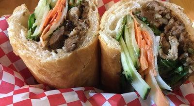 Photo of Vietnamese Restaurant LES BA'GET at 1717 Montrose Blvd, Houston, TX 77006, United States