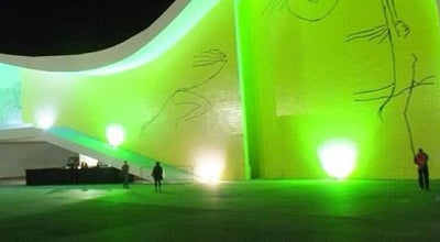 Photo of Theater Teatro Popular Oscar Niemeyer at R. Doze, Niterói 24020-011, Brazil