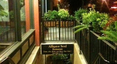 Photo of American Restaurant Alligator Soul at 114 Barnard St, Savannah, GA 31401, United States