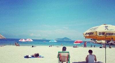 Photo of Beach Shek O Beach at Shek O Rd, Shek O, Hong Kong