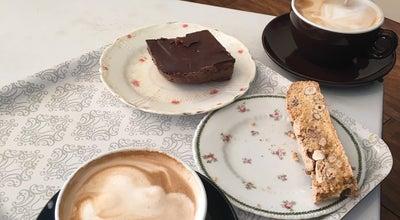 Photo of Coffee Shop Fancy at 35 Roff Avenue, Bedford, United Kingdom