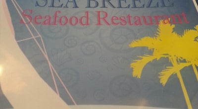 Photo of Seafood Restaurant Sea Breeze Seafood Restaurant at 9610 Georgia 5, Douglasville, GA 30135, United States