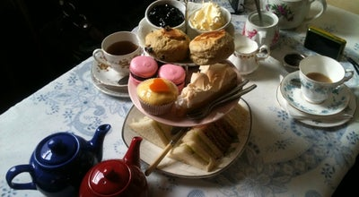 Photo of Tea Room Soho's Secret Tea Room at 29 Greek St, London W1D 5DH, United Kingdom