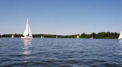 Photo of Lake Hoornsemeer at Groningen, Netherlands