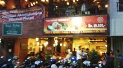 Photo of Indonesian Restaurant Bebek Kaleyo at Jalan Raya Kalimalang, Bekasi 17145, Indonesia