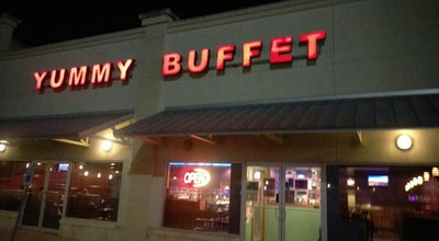 Photo of Asian Restaurant Yummy Buffet at 1320 W Oaklawn Rd, Pleasanton, TX 78064, United States