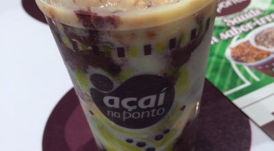 Photo of Ice Cream Shop Açaí no Ponto at Shopping Costa Dourada, Brazil