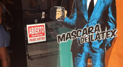 Photo of Boutique Máscara de Latex at Av. Universidad, Mexico