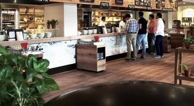 Photo of Italian Restaurant Vapiano at Piusplein 65, Tilburg 5038 WP, Netherlands
