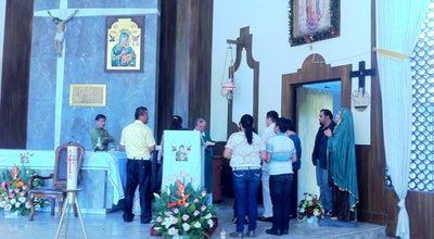 Photo of Church Parroquia Perpetuo Socorro at Belisario Domínguez 336, Colima 28000, Mexico