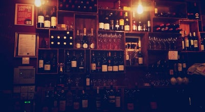 Photo of Wine Bar Cellar Magneval at 3 Church Path, Woking GU21 6EJ, United Kingdom