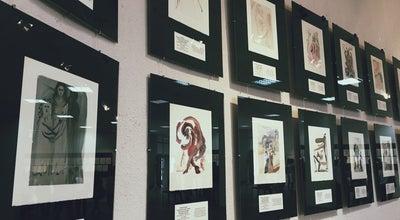 Photo of Art Gallery Краснодарский краевой выставочный зал изобразительных искусств at Рашпилевская Ул., 32, Краснодар, Russia