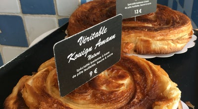 Photo of Bakery La Huche A Pain at Vannes, France