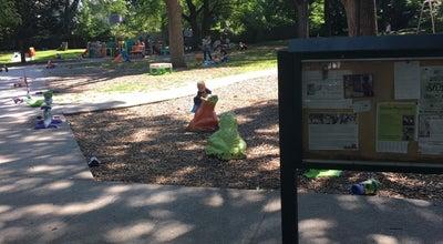 Photo of Playground Gladys Potter Garden at Providence, RI 02906, United States