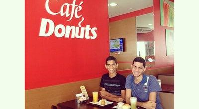 Photo of Cafe Café Donuts at R. Irineu Joffily, 162 - Centro, Campina Grande, Brazil
