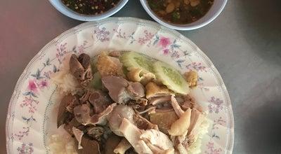 Photo of Asian Restaurant ข้าวมันไก่ไหหลำเจ้จรูญบ้านโป่ง at Thailand