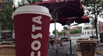 Photo of Coffee Shop Costa Coffee at Gunwharf Quays, Portsmouth PO1 3TZ, United Kingdom