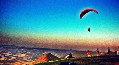 Photo of Scenic Lookout Rampa Paraglider at Parque Municipal Da Serra De São Domingos, Poços de Caldas, Brazil