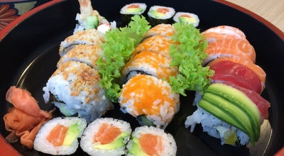 Photo of Sushi Restaurant Kamii Sushi at Koepoortstraat 1, Vilvoorde 1800, Belgium
