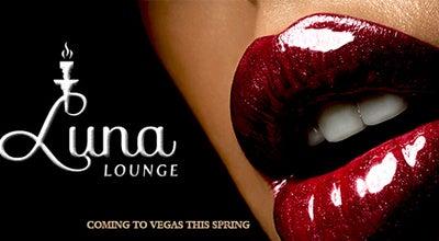 Photo of Hookah Bar Luna Lounge Las Vegas at 3057 Las Vegas Blvd S, Las Vegas, NV 89109, United States