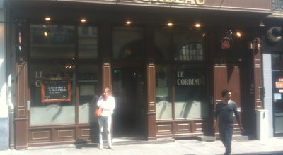 Photo of Belgian Restaurant Le Corbeau at Rue Saint-michel 18, Brussels 1000, Belgium