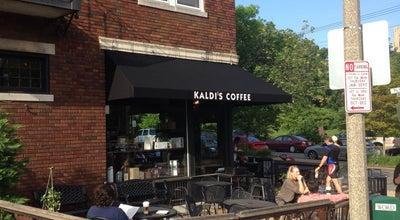 Photo of Coffee Shop Kaldi's Coffee House at 700 De Mun Ave, Saint Louis, MO 63105, United States
