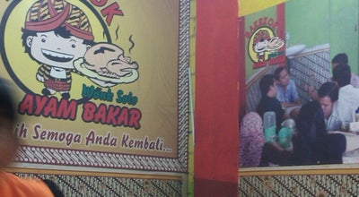 Photo of BBQ Joint Ayam Bakar BAKEKOK Wonk Solo at Jl. Utama Raya, Jakarta Capital Region, Indonesia