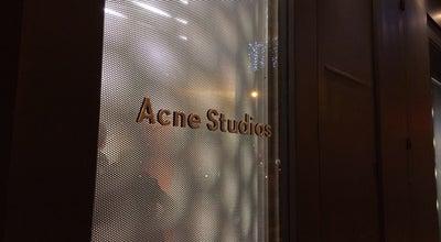 Photo of Clothing Store Acne Studios at 1 Quai Voltaire, Paris 75007, France