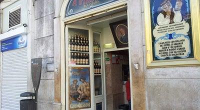 Photo of Wine Bar A Ginjinha at Largo De S.domingos 8, Lisboa 1150-320, Portugal