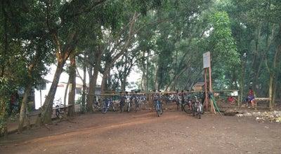 Photo of Lake Cibeurem Lake MTB Comunity at Grand Wisata, Bekasi, Indonesia