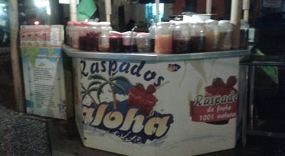 Photo of Ice Cream Shop Raspados Aloha at Convención Ote, Aguascalientes, Mexico