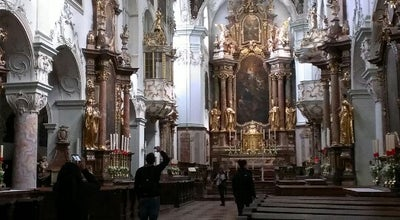Photo of Church Stift St. Peter (St. Peter Monastery) at Postfach 113, Salzburg 5010, Austria