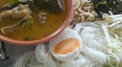 Photo of Ramen / Noodle House ก๋วยเตี๋ยวตำลึงนายเอก at Nakhon Pathom, Thailand
