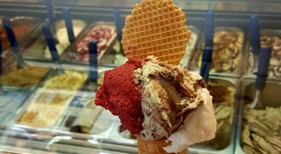 Photo of Ice Cream Shop La Gelateria at Via Belenzani 50 38122, Italy