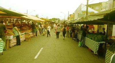 Photo of Farmers Market Feira Livre at Av. Firestone, São Paulo, Brazil