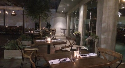 Photo of Mediterranean Restaurant Madera at 1835 N Cahuenga Blvd, Los Angeles, CA 90028, United States
