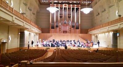 Photo of Concert Hall アクトシティ浜松 中ホール (Concert Hall) at 中区板屋町111-1, Hamamatsu 430-7790, Japan