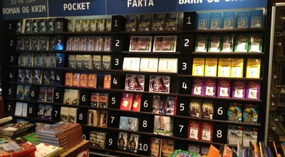 Photo of Bookstore Norli at Dronningens Gate 14, Trondheim 7011, Norway
