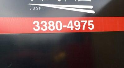Photo of Sushi Restaurant Hako Sushi Pomerode at Rua Xv De Novembro, 610, Pomerode 89107-000, Brazil