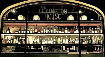 Photo of New American Restaurant The Lexington House at 40 North Santa Cruz Ave, Los Gatos, CA 95030, United States