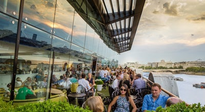 Photo of Bistro OXO Tower Brasserie at Oxo Tower Wharf, London SE1 9PH, United Kingdom